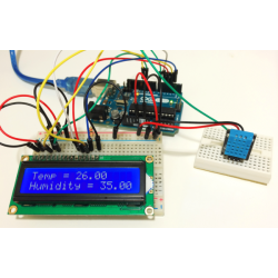 Prototype de carte électronique Arduino