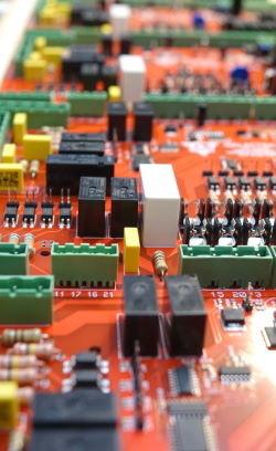 Câblage de carte électronique