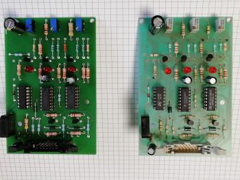 Refabrication carte électroique
