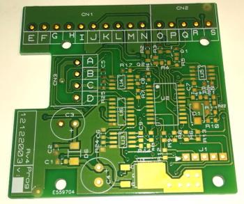 Carte prototype